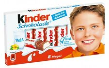 German KINDER Chocolate 100 GR. // 3,5 OZ