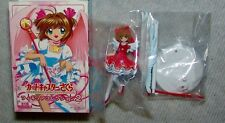 NEW #1 Card Captor Cardcaptor Sakura Trading Fig. (#1 of 6) USA SELLER FREE S/H