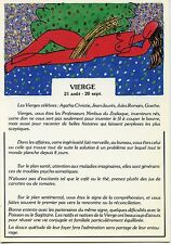 CARTE POSTALE / POSTCARD / ILLUSTRATEUR A.M BOUCHER / ASTROLOGIE / VIERGE