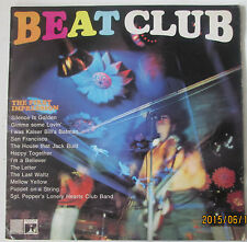 "FIRST IMPRESSION.""BEAT CLUB"".1960'S .EROS.STEREO.33 RPM.LP"