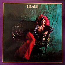 Janis Joplin-Pearl-LP-1971 CBS Australian issue-SBP 233918-Full Tilt Boogie