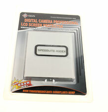 CANON SPEEDLITE 430 EX LCD SCREEN PROTECTOR NEW
