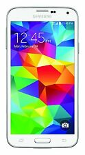 Samsung Galaxy S5 White 16GB SM-G900V Unlocked for Verizon and GSM Global