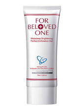 [FOR BELOVED ONE] Brightening Perfect Exfoliation Gel Face Exfoliator Scrub 75ml