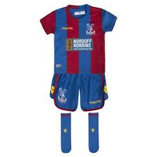 CRYSTAL PALACE FC football SHIRT kids soccer Jersey MINIKIT up to 1 YEAR OLD