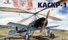 Amodel 1/72 KASKR-1 Autogyro # 7265