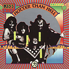 Hotter Than Hell - Kiss (1997, CD NIEUW)