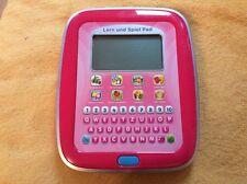 vtech Lern und Spiel Pad in pink,Lerncomputer