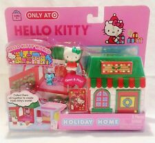 Hello Kitty by Sanrio 2010 Holiday Home Playset for Hello Kitty's World