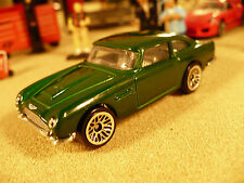 1963 Aston Martin DB5, Hunter Green Choice car of James Bond 007