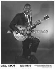 "Slim Harpo 10"" x 8"" Photograph no 1"