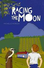 Morgan Michelle-Racing The Moon  BOOK NEU