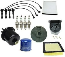 Honda CR-V LX EX 2.0L Tune Up Kit with Filters Cap Rotor Plugs Wire Set
