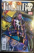 Punisher (Vol 8 2011) #2 VF 1st Print Marvel Comics Greg Rucka & Checchetto