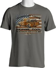 New Laid-Back USA T Shirt American Made Hemi Parts & Accessories Truck 2XL