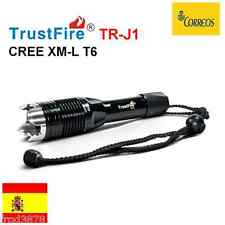 LINTERNA LED  TR-J1 CREE XM-L T6 1000LM SUBMARINISMO BUCEO PESCA IPX8 SUMERGIBLE
