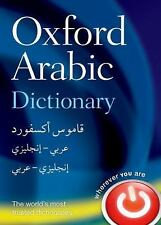 Oxford Arabic Dictionary (2014, Hardcover)