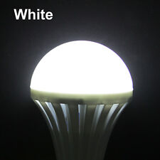 E27 85-265V Energy Saving Light 5W Emergency Bulb Rechargeable Lamp Cool White