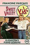 Elizabeth's Piano Lessons (Sweet Valley Kids #45) Molly Mia Stewart, Francine P