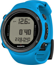 Suunto D4i Novo Blue With USB Cable Dive Computer Freedive Mode