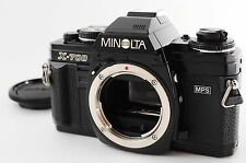 Minolta X-700 MPS 35mm SLR Film Camera       (2858)