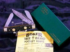 Boker Tree Brand Classic 6066 Limited Edition Pocket Knife W/Packaging & Papers