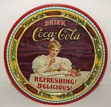 GREAT FATHER'S DAY GIFT: Coca-Cola 75th Anniversary Tray (1976), Ser # 31877, VA