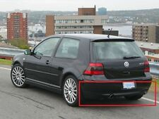 VW GOLF 4 MK4 (1997-2006) REAR BUMPER VALANCE - SPOILER 25TH ANNIVERSARY NEW