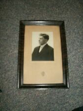 Old Framed Photo Art Print from Reiger Louisville, KY - Wood Frame with Glass