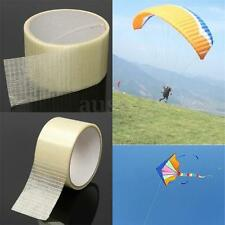 5 x 5m / 2 x 196.9'' One Roll Kite Sail Repair Patch Tape Waterproof Outdoor