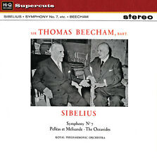 THOMAS BEECHAM/SIBELIUS - Symphony No.7. New LP + Sealed