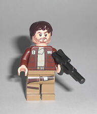 LEGO Star Wars - Cassian Andor (75171) - Figur Minifig Rogue One Scarif 75171