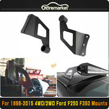 "For 99-15 FORD F250/F350 SUPER DUTY 50"" STRAIGHT LED LIGHT BAR MOUNTING BRACKET"