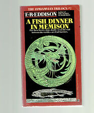 ER EDDISON pb A Fish Dinner in Memison  Vol II of trilogy