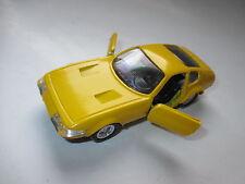 Ferrari 275 gtb/4 Daytona en jaune Giallo jaune, nanisme yellow, verem en 1:43!
