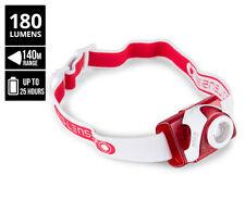 LED Lenser SEO5 Headlamp - Red/White