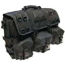 Black MOLLE Tactical Military Laptop Field Briefcase Shoulder Bag