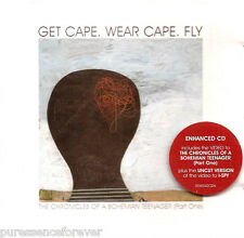 GET CAPE. WEAR CAPE. FLY - Chronicles Of A Bohemian... (UK Enh CD Single Pt 2)