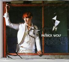 (EX171) Patrick Wolf, Accident & Emergency - 2006 DJ CD