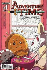 Adventure Time Candy Capers  # 1 Kaboom NM Cover B 2013