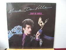 MINK DeVILLE Coup De Grace 1981 ATLANTIC RECORDS VINYL LP K50833 Free UK Post