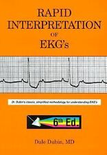 PDF / E-book Rapid Interpretation of EKG's, Sixth (6th) Edition by Dale Dubin