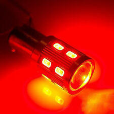 T20 P21W 1156 BA15S 12 MD 5730 LED CREE Brightness Brake Red 6000K Light Bulb
