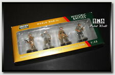 "Oryon 1/35 ""SICILY"" German Panzer Grenadiers US Infantry (Metal Figures) #3011"