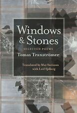 Windows and Stones: Selected Poems (Pitt Poetry Series), Transtromer, Tomas, Goo