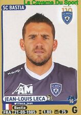 051 JEAN-LOUIS LECA # SC.BASTIA STICKER PANINI FOOT 2016