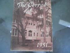 LA BELLE HIGH SCHOOL LA BELLE FLORIDA 1951 yearbook