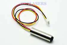 DC5V Focusable 3.5mW 650nm 660nm Red Laser Diode Moudle Dot Unit w/TTL 0-15KHz