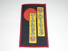 TOKIO BLADE NWOBHM WOVEN PATCH