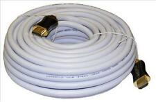 Cavo HDMI s.a.c.20m Bianco 2.0 3d/2160p Professional Cable